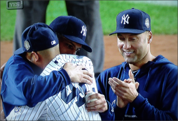 Mariano Rivera's Last Game at Yankee Stadium